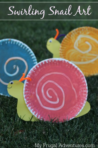 paper-plate-crafts-snails