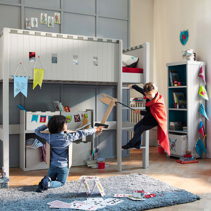 ideas for keeping the kids bedroom tidy decoration