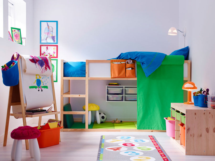 73 Best Children S Bedroom Ideas Images On Pinterest: Ideas For Keeping The Kids Bedroom Tidy