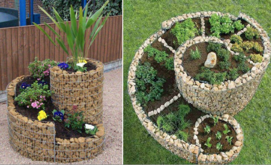 15 DIY projects for decorating your garden - Becoration