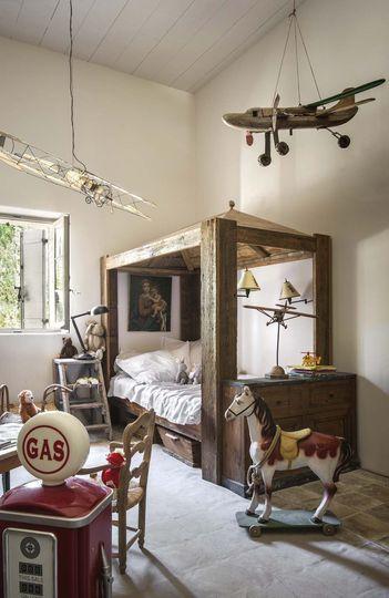 airplane-bedroom