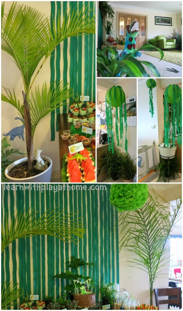 Diy Jungle Theme Decorations