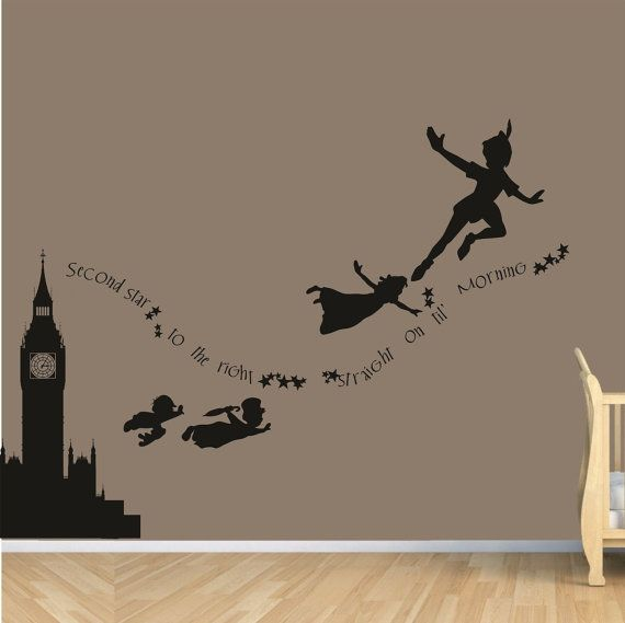 Magical Disney wall decals for decorating bedrooms - Decoration
