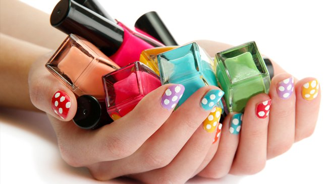organising-nail-polishes