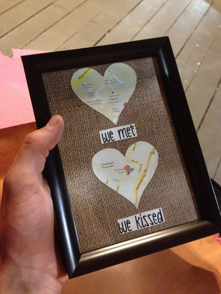 If You Like Reminding Special Dates, This DIY Frame Is A Perfect Option!