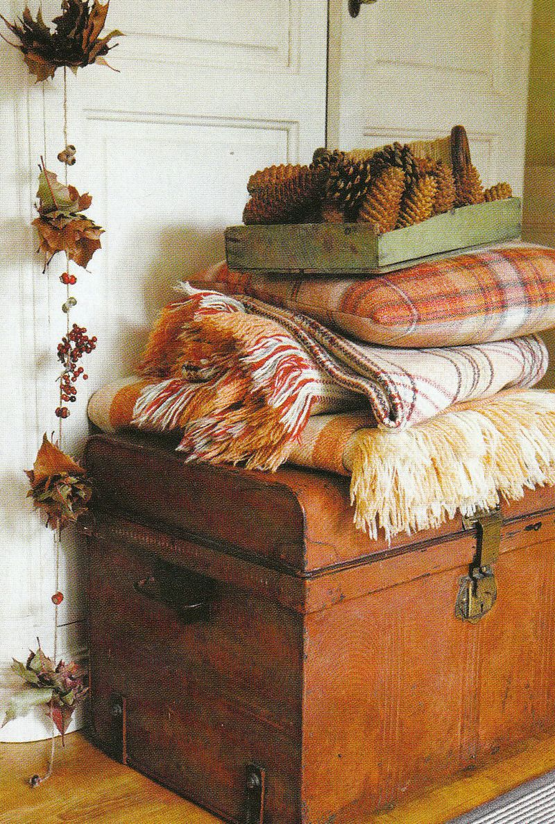 Cosy Bedroom Decoration For This Autumn