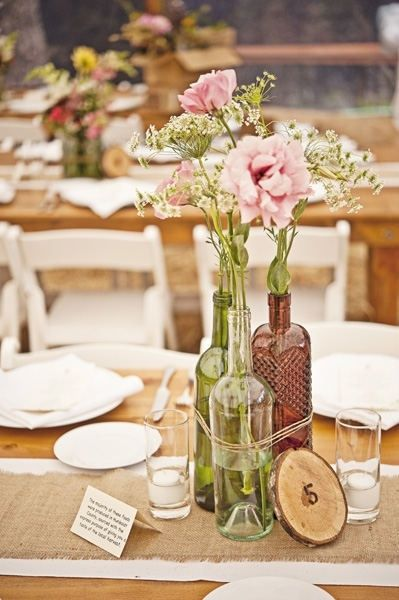 If You Need Some Inspiration Here Have 5 Easy And Beautiful Ideas To Make Your Own Wedding Centerpiece