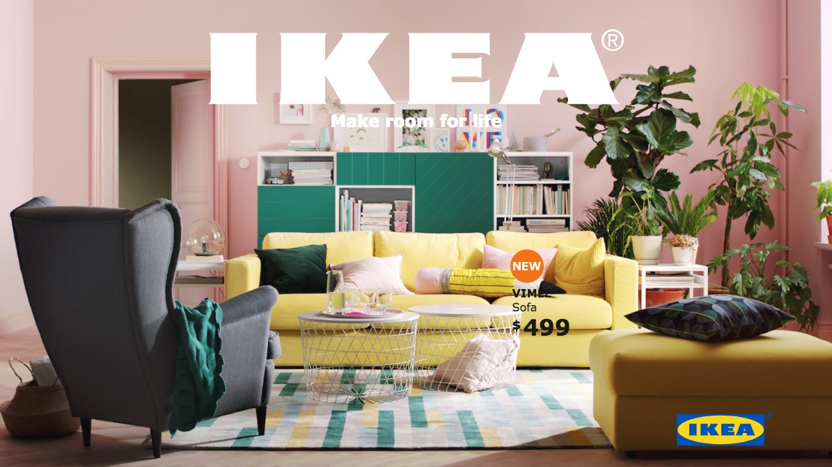 ikea 2018 catalogue all new products becoration. Black Bedroom Furniture Sets. Home Design Ideas